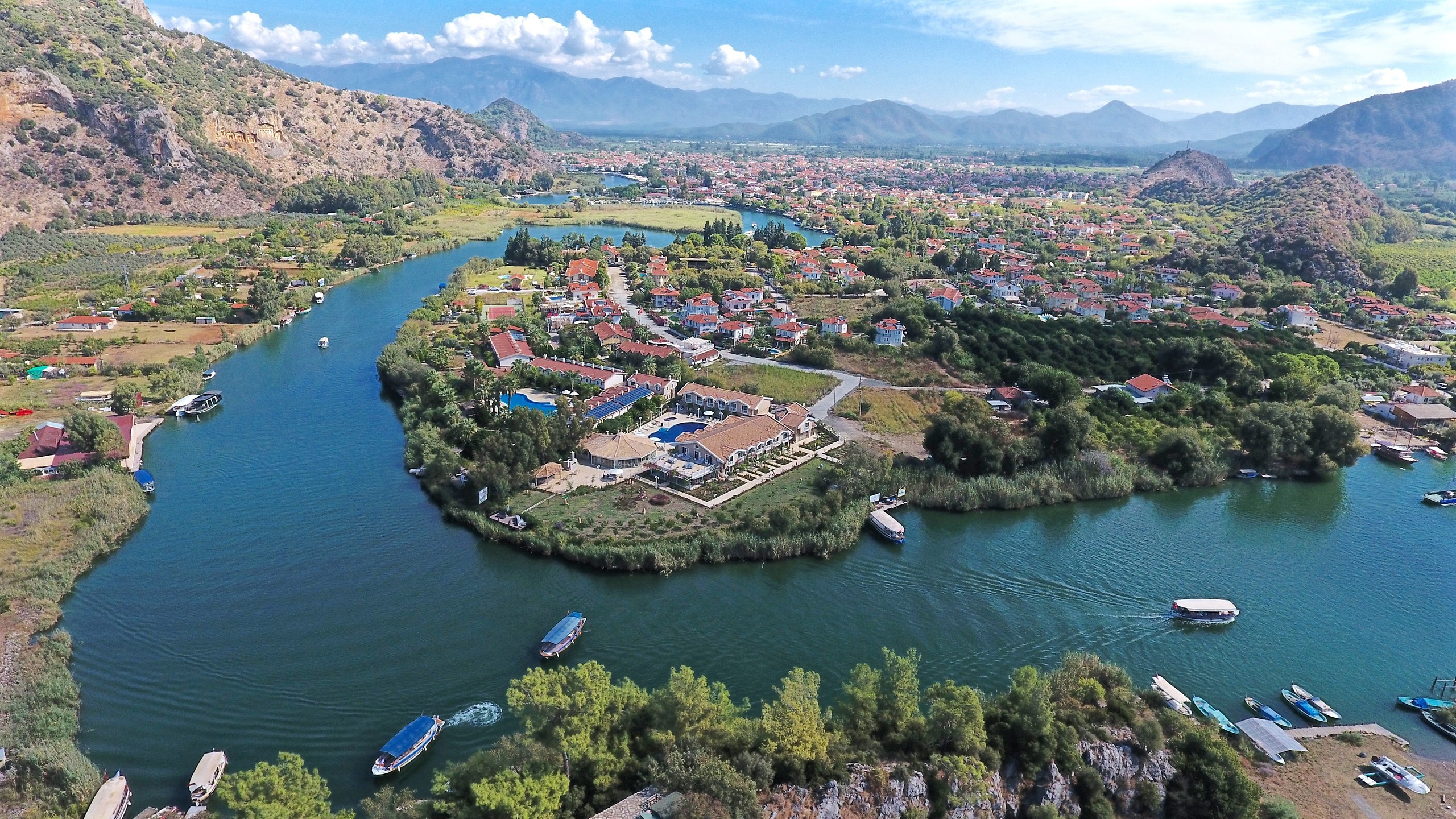 DALYAN-THE TURTLE BEACH data-bgposition=